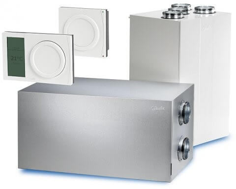 Danfoss Ventilationsanlæg